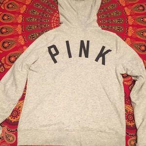 Grey Victoria's Secret Pink Sweatshirt